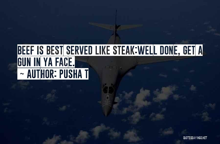 Best Hip Hop Quotes By Pusha T