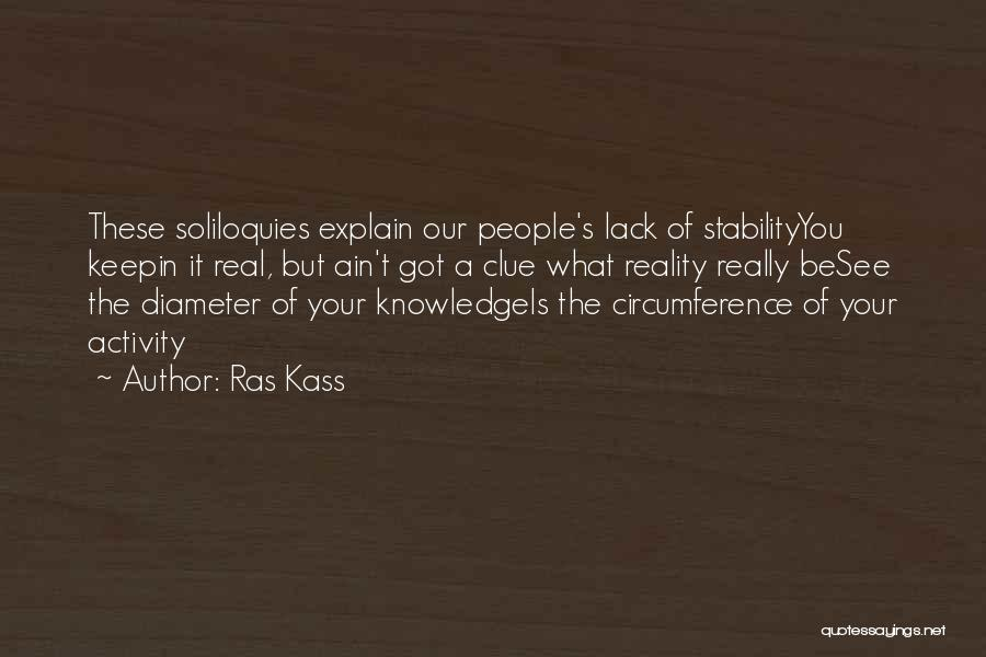 Best Hip Hop Quotes By Ras Kass