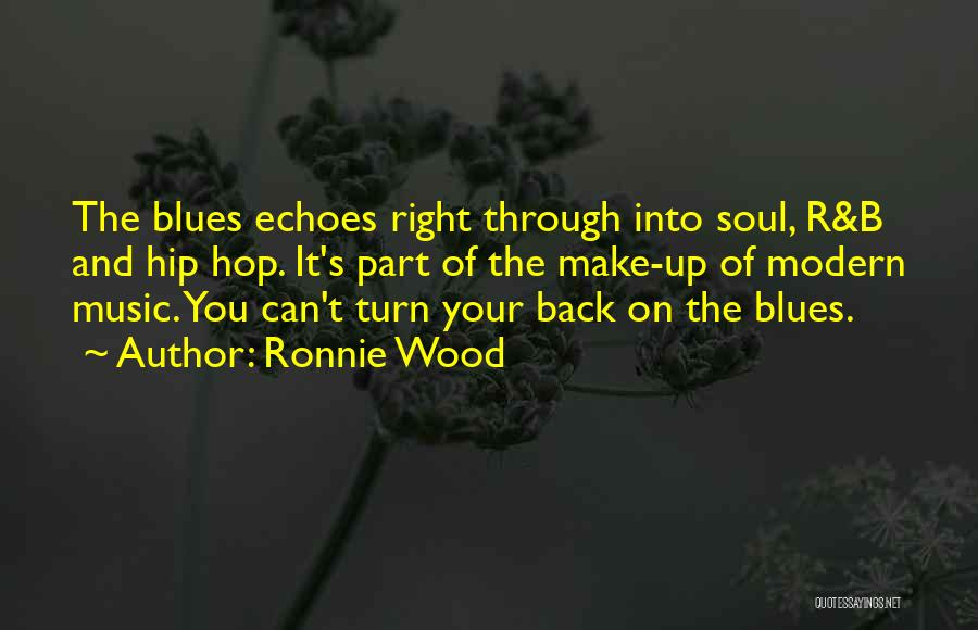 Best Hip Hop Quotes By Ronnie Wood
