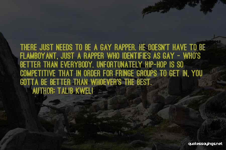 Best Hip Hop Quotes By Talib Kweli