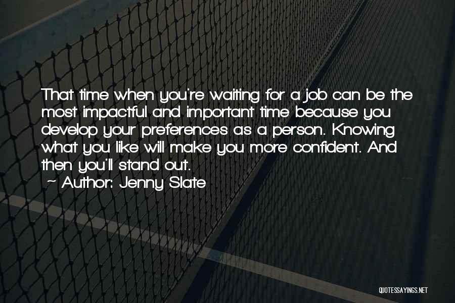 Best Impactful Quotes By Jenny Slate