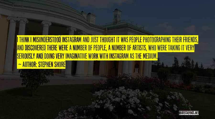Best Instagram For Quotes By Stephen Shore
