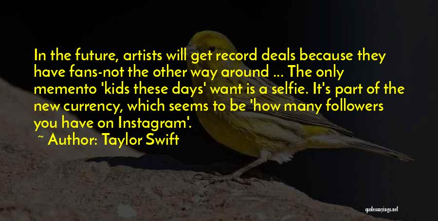 Best Instagram For Quotes By Taylor Swift