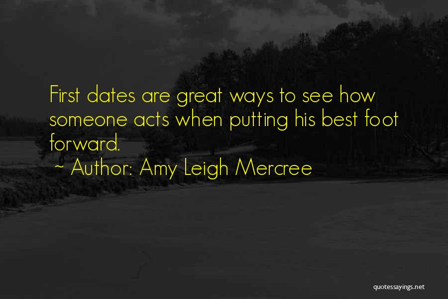 Best Instagram Quotes By Amy Leigh Mercree