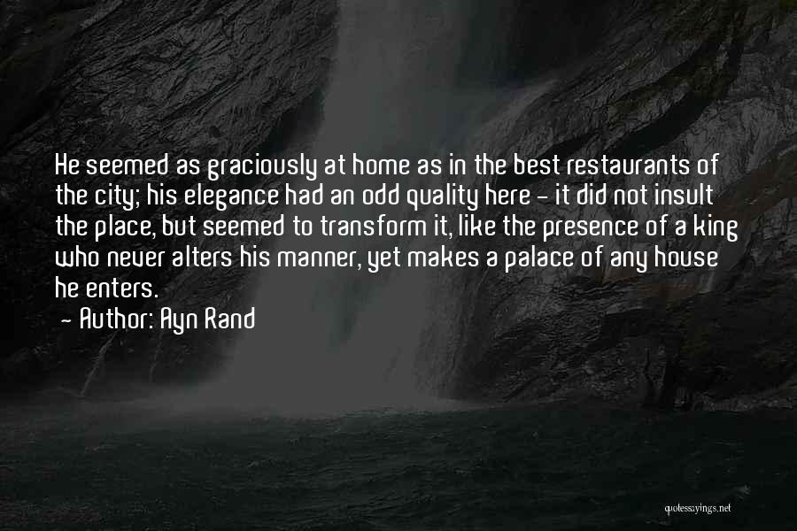 Best Insult Quotes By Ayn Rand