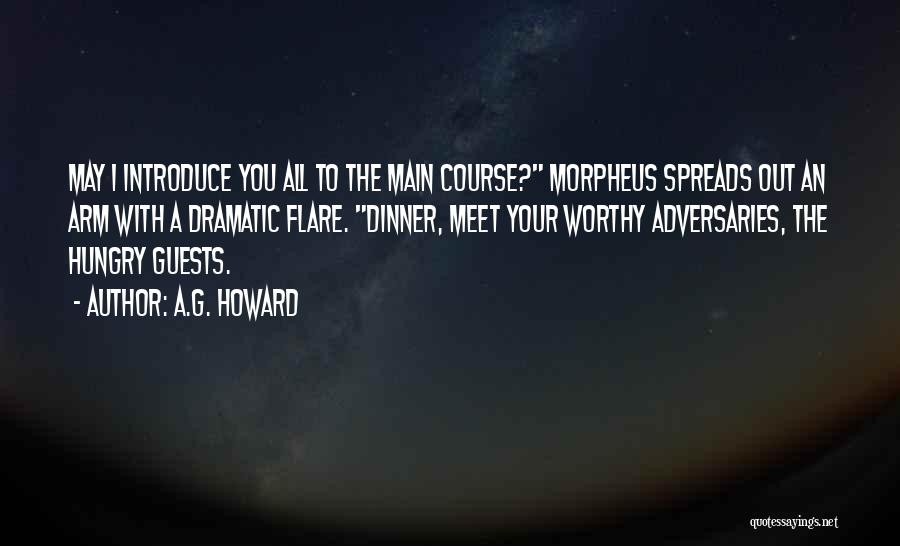 Best Introduce Quotes By A.G. Howard