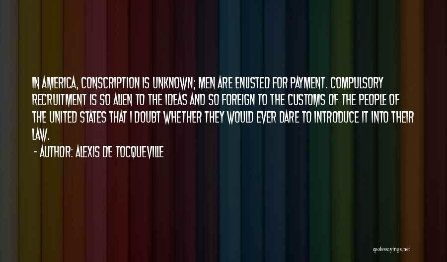 Best Introduce Quotes By Alexis De Tocqueville