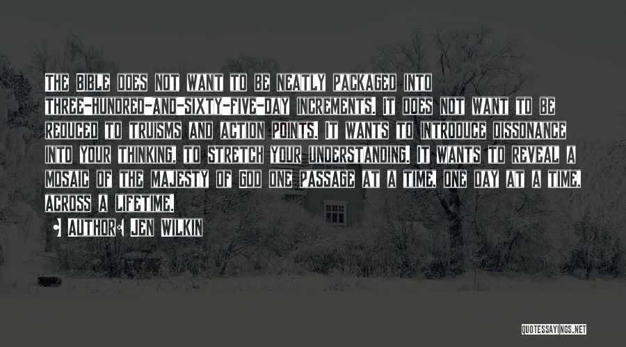 Best Introduce Quotes By Jen Wilkin