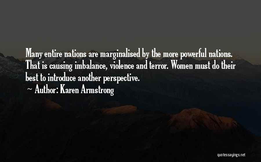 Best Introduce Quotes By Karen Armstrong