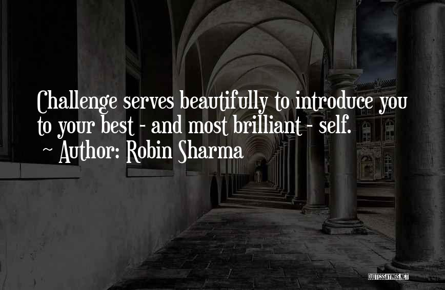 Best Introduce Quotes By Robin Sharma