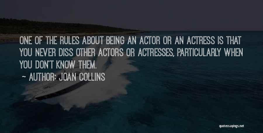 Best Joan Collins Quotes By Joan Collins