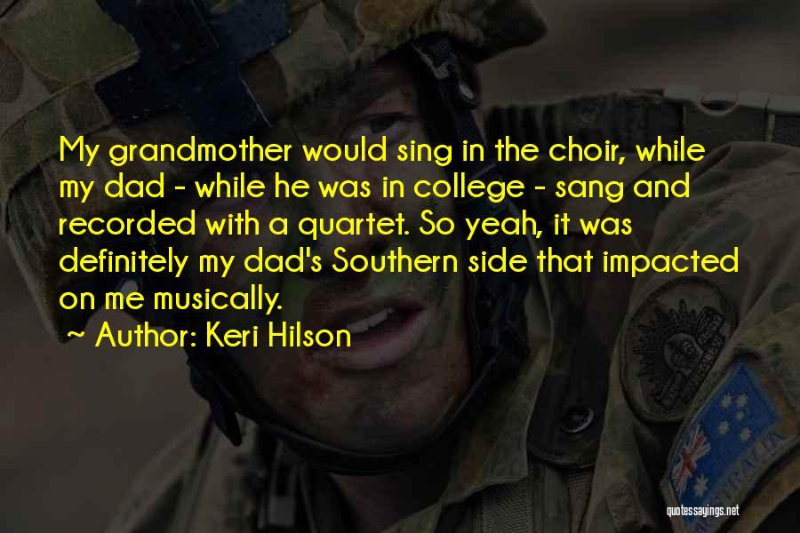 Best Keri Hilson Quotes By Keri Hilson