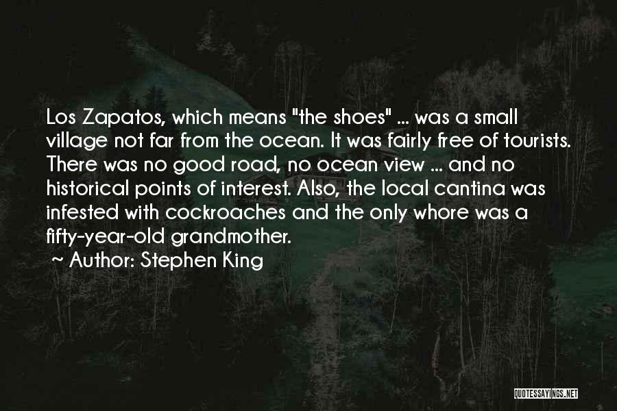 Best King Los Quotes By Stephen King