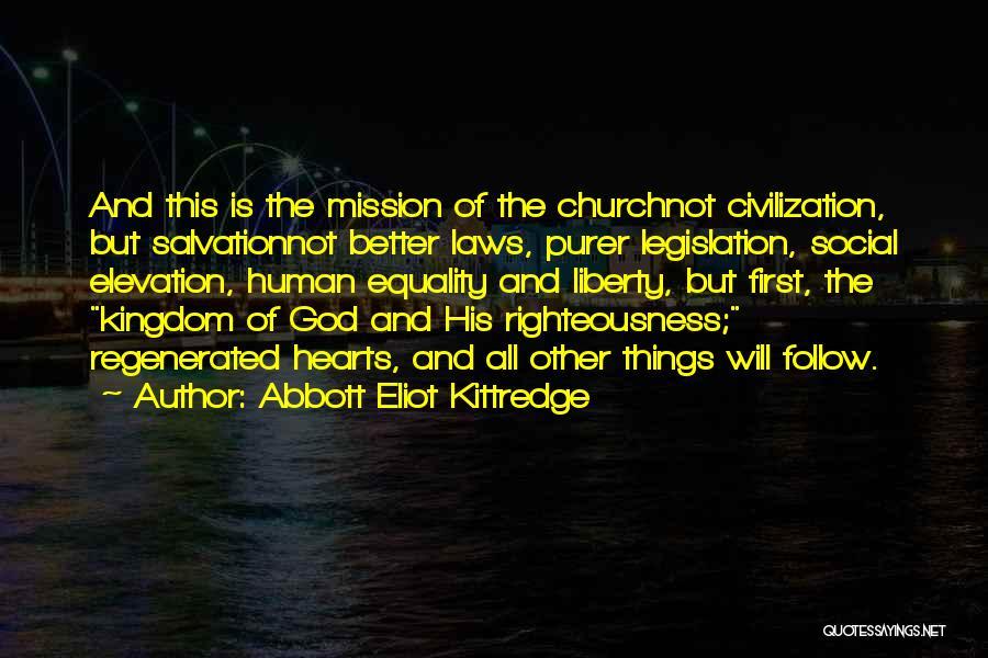 Best Kingdom Hearts Quotes By Abbott Eliot Kittredge