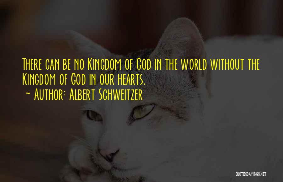 Best Kingdom Hearts Quotes By Albert Schweitzer