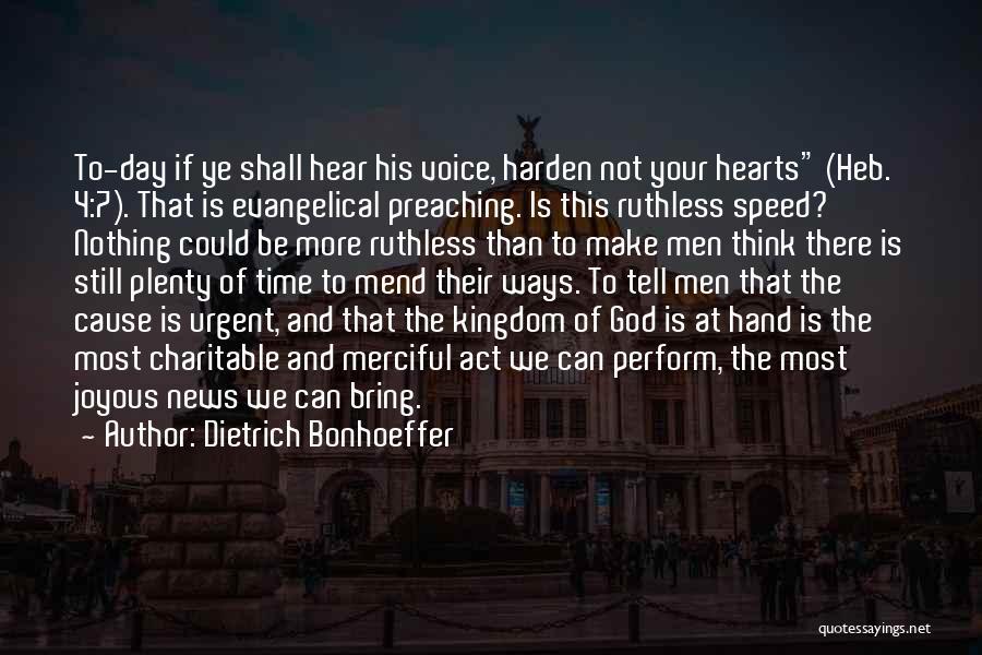Best Kingdom Hearts Quotes By Dietrich Bonhoeffer
