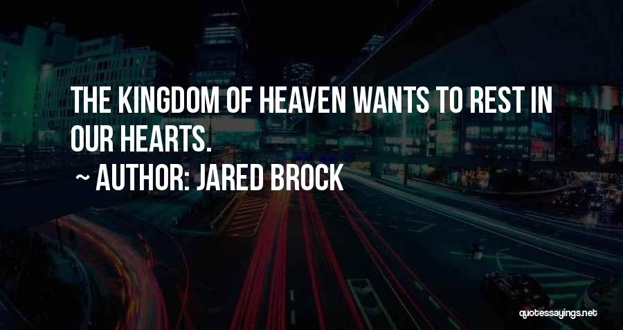 Best Kingdom Hearts Quotes By Jared Brock