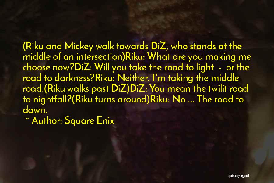 Best Kingdom Hearts Quotes By Square Enix