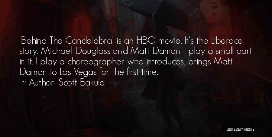 Best Las Vegas Movie Quotes By Scott Bakula