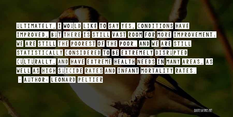 Best Leonard Peltier Quotes By Leonard Peltier