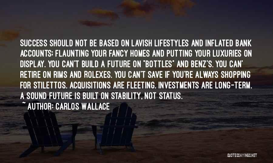 Best Life Status And Quotes By Carlos Wallace