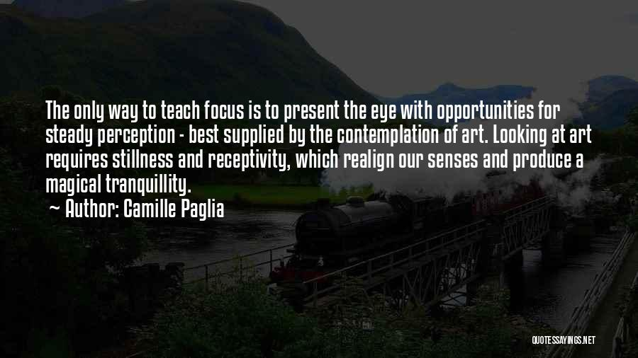 Best Looking Quotes By Camille Paglia