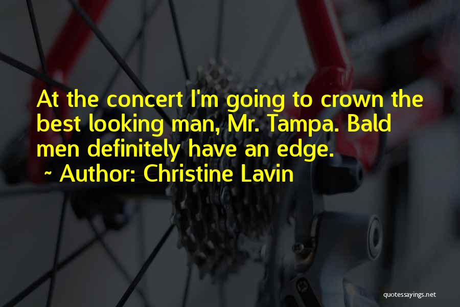 Best Looking Quotes By Christine Lavin