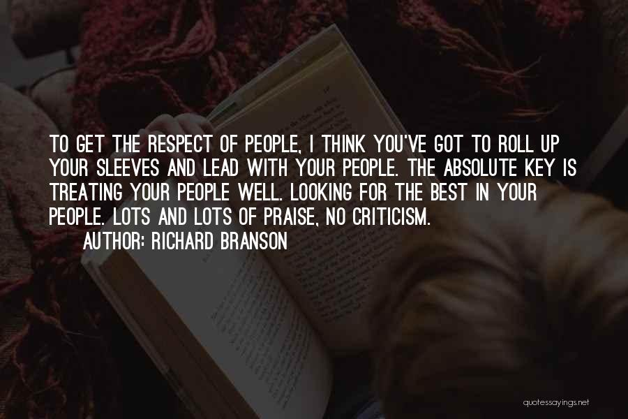 Best Looking Quotes By Richard Branson