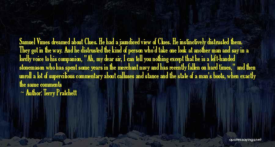 Best Merchant Navy Quotes By Terry Pratchett