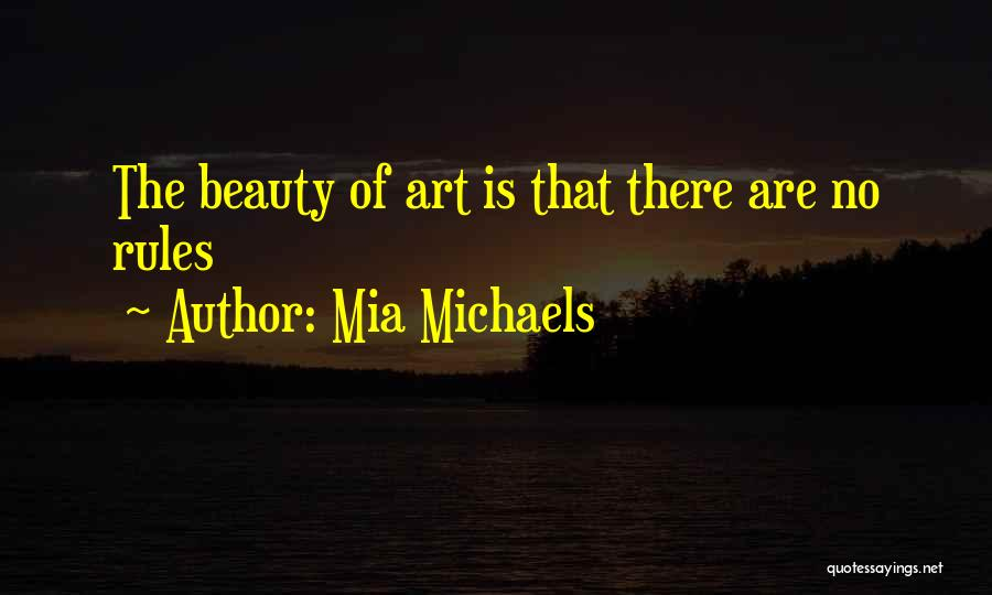 Best Mia Michaels Quotes By Mia Michaels