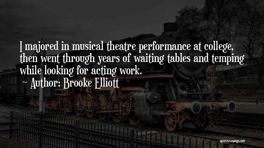 Top 34 Best Musical Theatre Quotes & Sayings