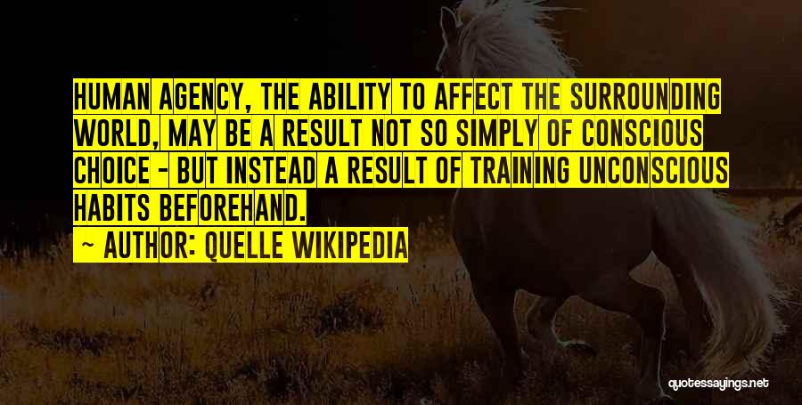 Best Neuroscience Quotes By Quelle Wikipedia