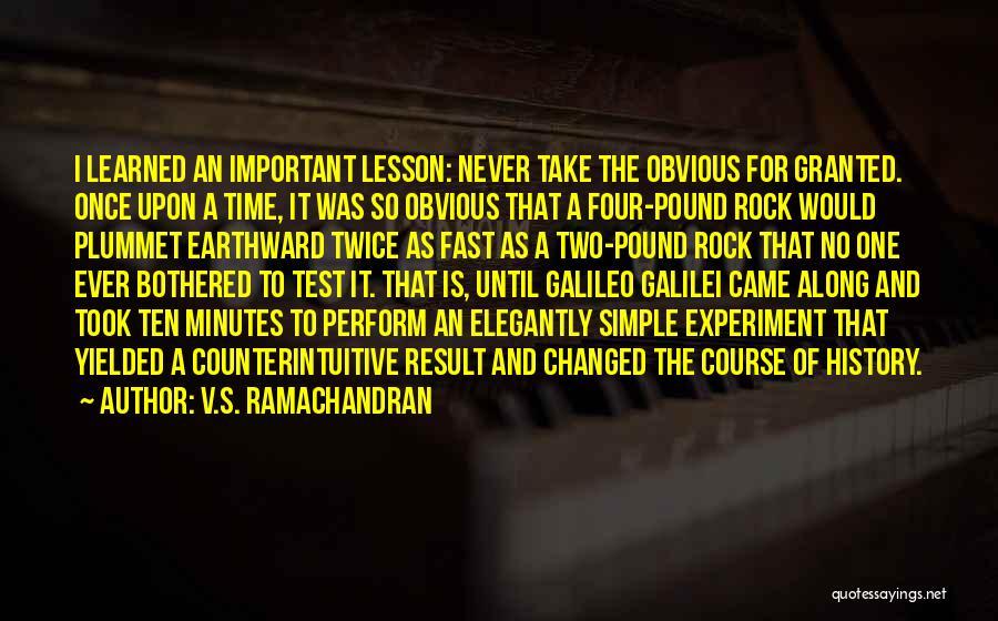 Best Neuroscience Quotes By V.S. Ramachandran