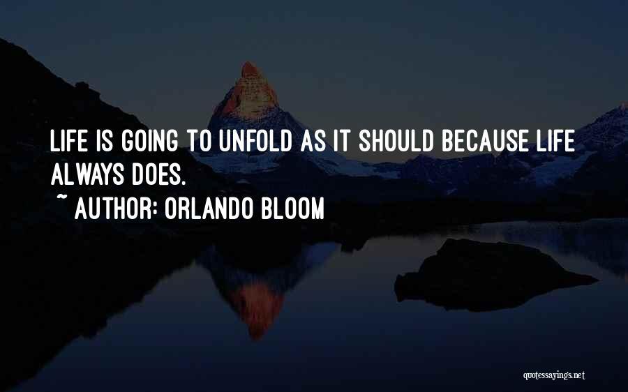 Best Orlando Bloom Quotes By Orlando Bloom
