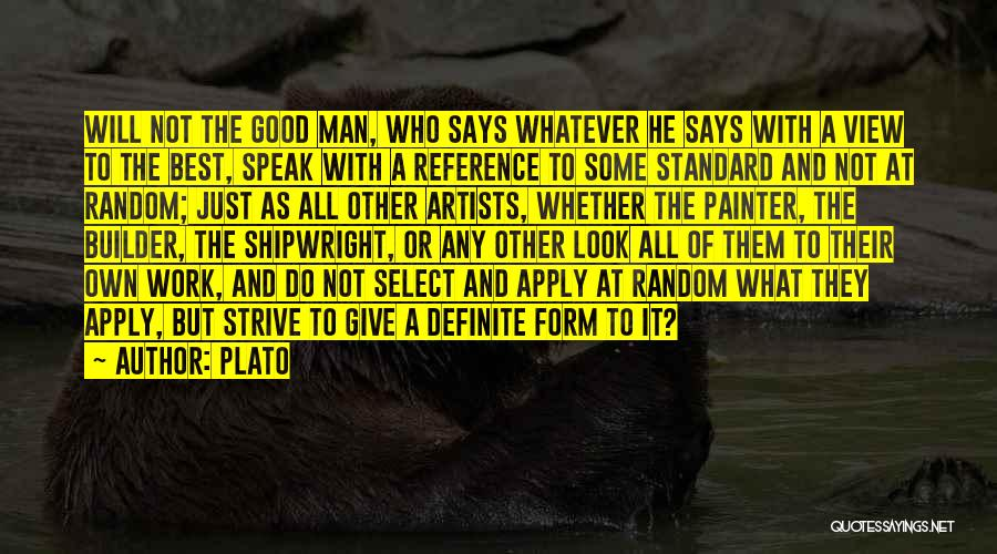 Best Painter Quotes By Plato