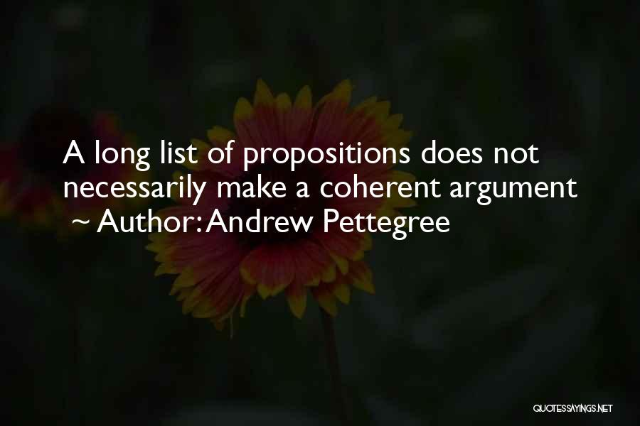Best Persuasion Quotes By Andrew Pettegree