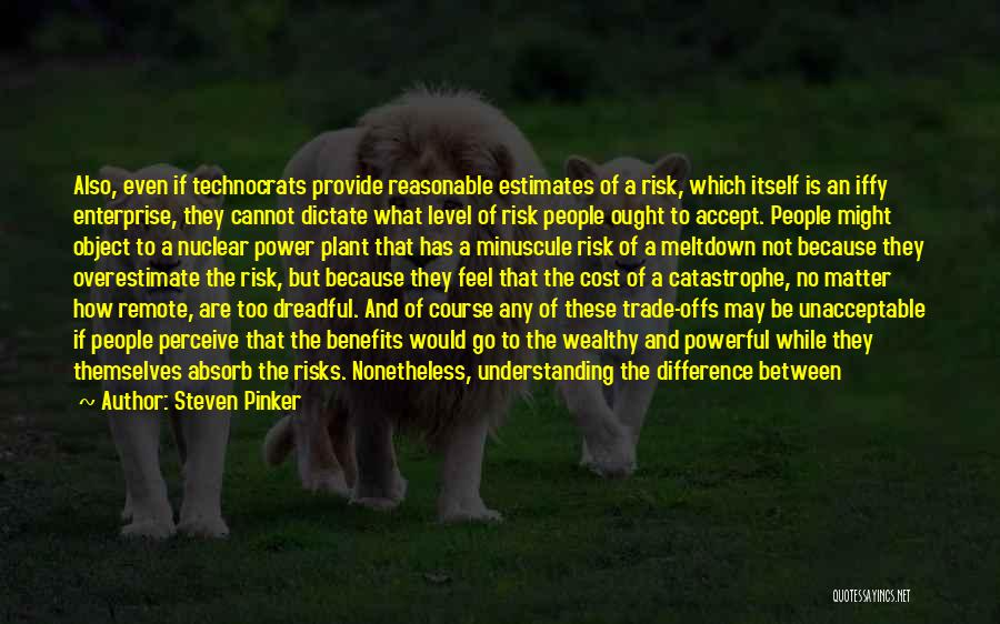 Best Persuasion Quotes By Steven Pinker