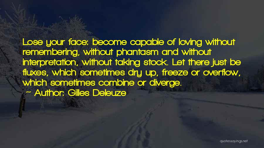 Best Phantasm Quotes By Gilles Deleuze