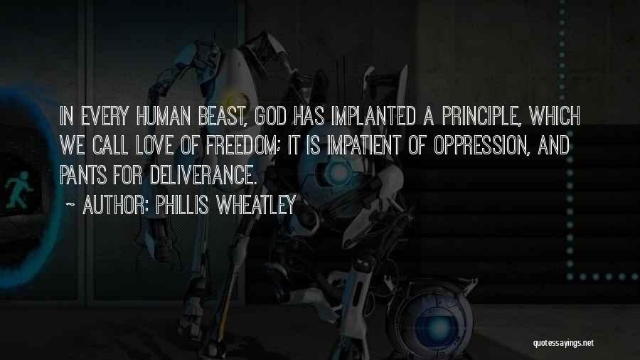 Best Phillis Wheatley Quotes By Phillis Wheatley