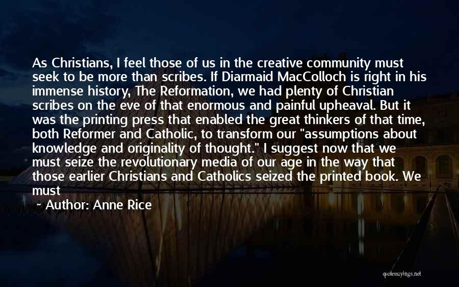 Best Picture Book Quotes By Anne Rice