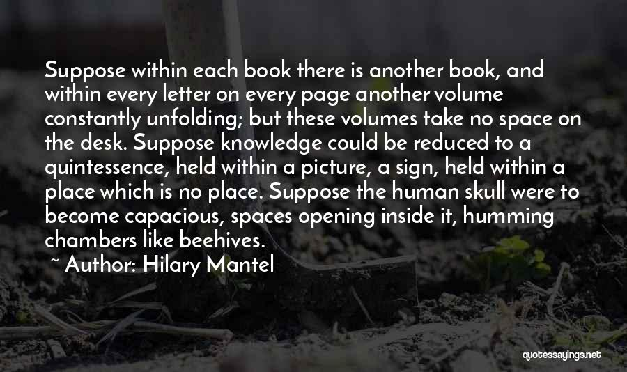 Best Picture Book Quotes By Hilary Mantel