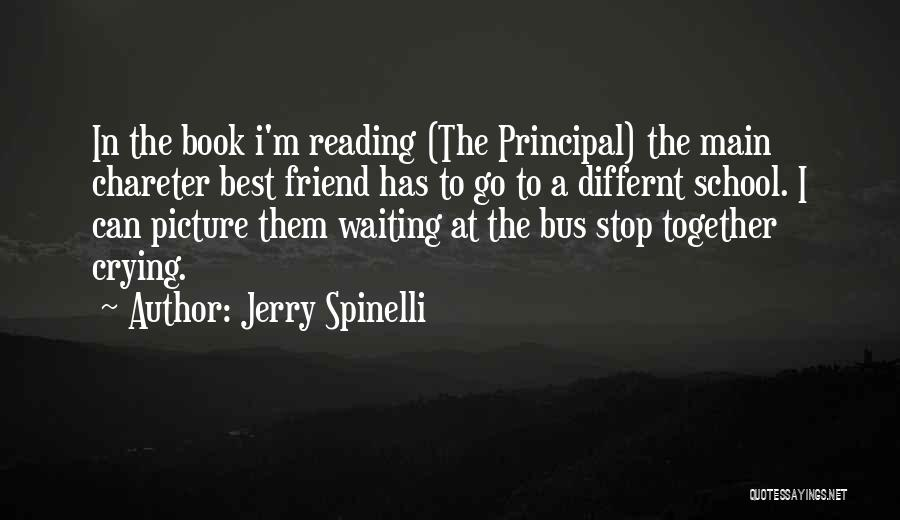 Best Picture Book Quotes By Jerry Spinelli