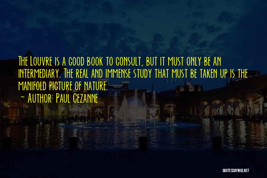Best Picture Book Quotes By Paul Cezanne