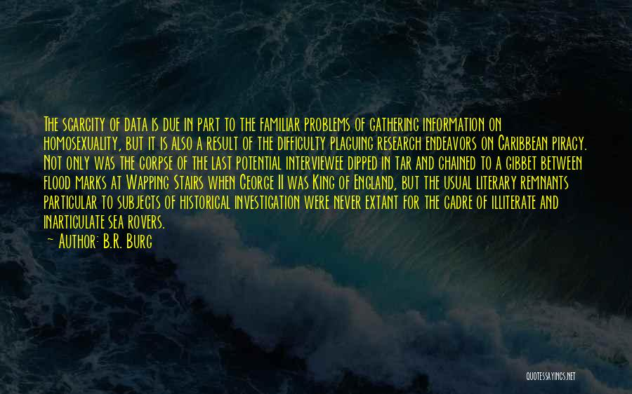 Best Pirates Of The Caribbean Quotes By B.R. Burg