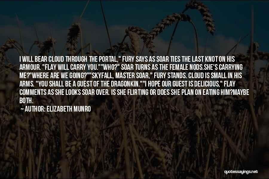 Best Portal 1 Quotes By Elizabeth Munro