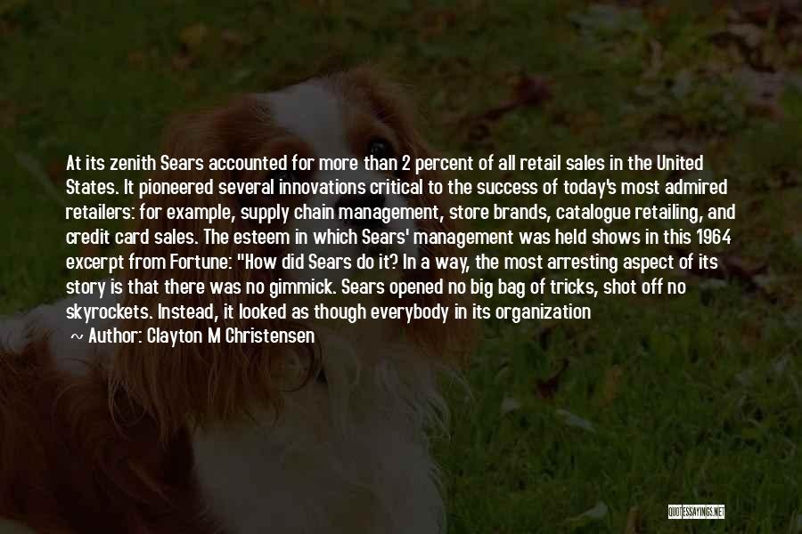 Best Powerhouse Quotes By Clayton M Christensen