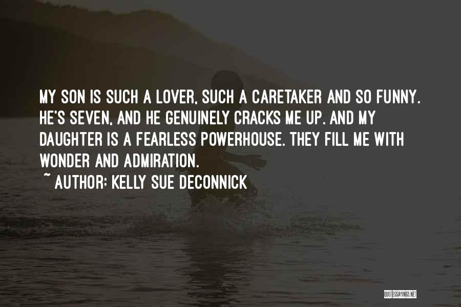 Best Powerhouse Quotes By Kelly Sue DeConnick