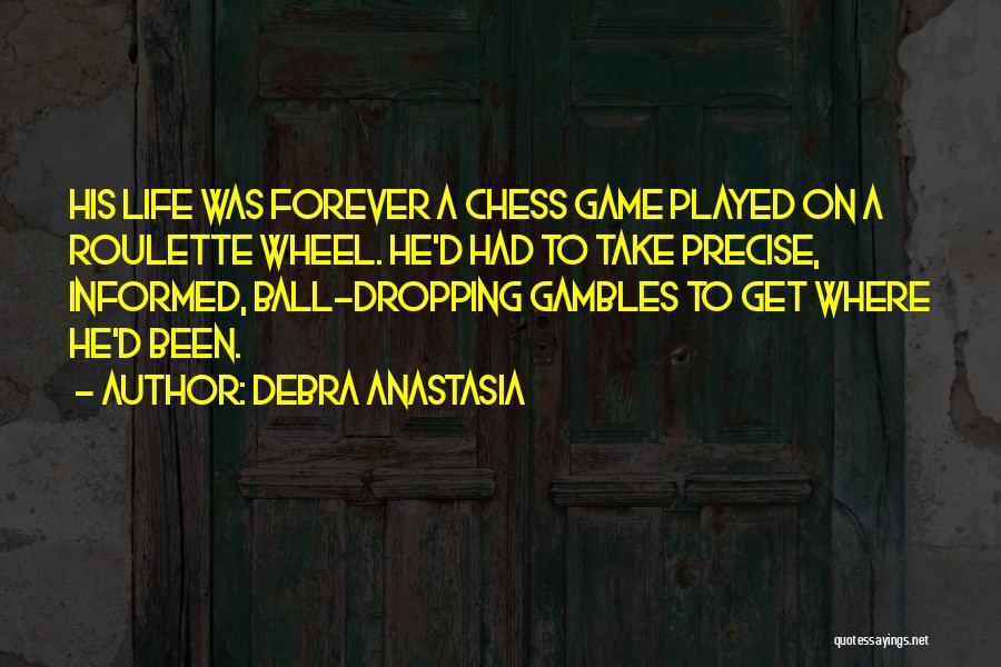 Best Precise Quotes By Debra Anastasia