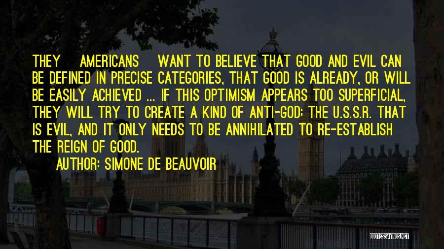 Best Precise Quotes By Simone De Beauvoir