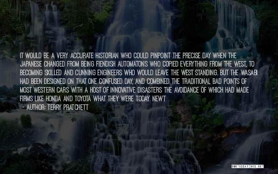 Best Precise Quotes By Terry Pratchett